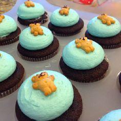 Baby Shower Cupcakes (boy)