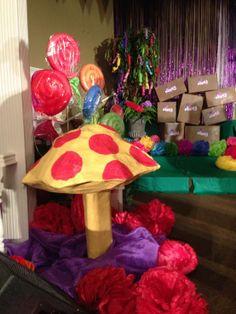 Willy Wonka Set
