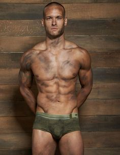 Filthy Punt in Olive Fatigue: If you work hard, sweat, and like getting filthy dirty, C-IN2 lets you flaunt it.    #FILTHY #CIN2 #BRIEFS #BRIEF #UNDERWEAR #BOXERS