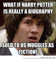 Harry Potter Conspiracy…