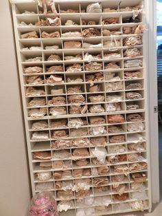 Where Bloggers Create 2014: another lace cubby