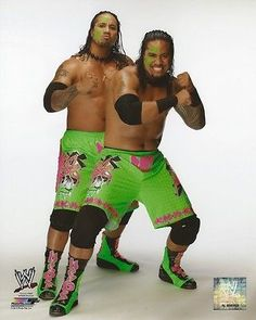 THE USOS WWE WRESTLING
