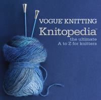 Anderson County Library--Check out this great resource for knitting!