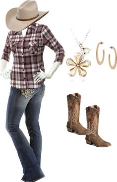 """""""Country girl"""" by melissa-terry on Polyvore"""