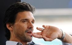 female gazing at: Frank Grillo