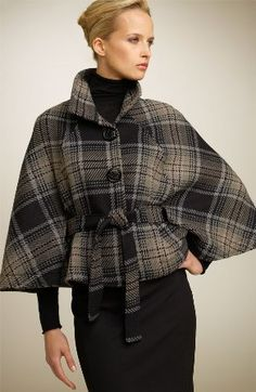 Cape for fall