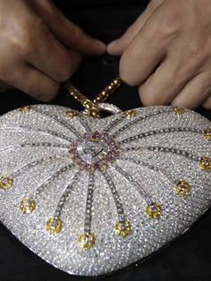 The Mouawad 1001 Nights Diamond Clutch $3,800,000.00 USD