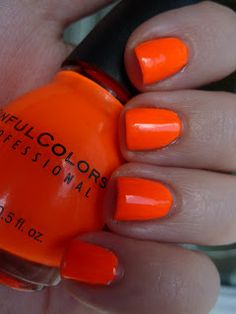 Sinful Colors - Summer Peach