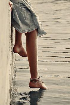 a single toe
