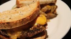 Wise Men is the sexiest place you'll ever eat a patty melt; it's nestled between slices of Moishe's rye after being topped with caramelized onions, cheddar, and pickles.