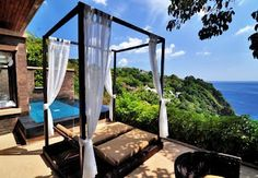 terrac, wedding destinations, resorts, paresa resort, thailand, phuket, place, pools, luxury hotels