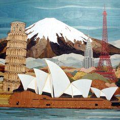 Iconic Buildings #narrowboat #history #boat #trips #canal #bridges #buildings #places #architechture