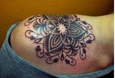 Egyptian Lotus Tattoo Design | lotus tattoos1 Lotus Tattoos