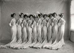 Belles of the Ball Washington, D.C., circa 1910