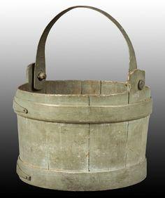 Don Olson - Fine American Antiques bucket, antiqu