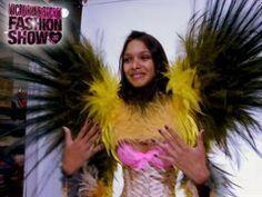 The 2013 Victoria's Secret Fashion Show - Lais Gets Her Wings