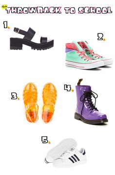 '90s Shoes You Can Wear Now