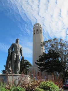 Coit Tower!