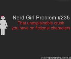 nerd girl problems | Tumblr