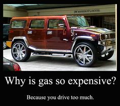 Why is gas so expensive?