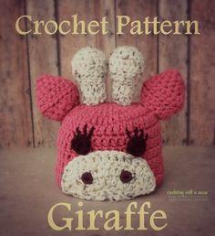 crochet hat, babi bump, giraff hat, craft, cutesi crochet, babi babi, hat pattern, diy idea, crochet idea