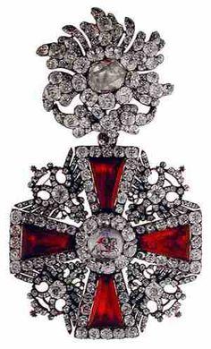 Russian Imperial. Romanov pendant