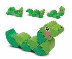 Wiggling Worm Caterpillar Grasping Toy for Baby