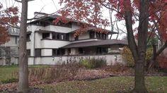 Frank Lloyd Wright In Oak Park, The William E. Martin House