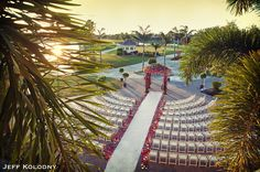 DESTINATION WEDDING AT WOODFIELD COUNTRY CLUB