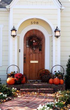My dream front door