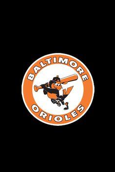 Baltimore Orioles Logo 3 Android Wallpaper HD