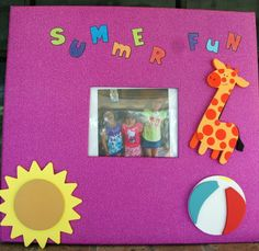 How to Make a Summer Memory Book