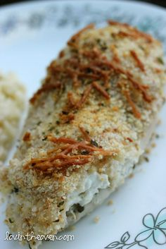 sour cream baked chicken -   chicken breast, sour cream, bread crumbs and parmesan cheese