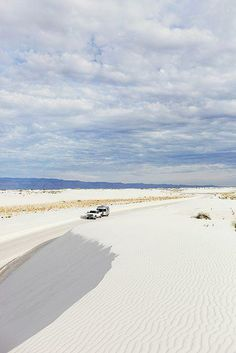 White Sands / via kimberly genevieve