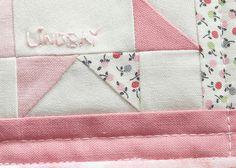Super Mini Quilt Name Tag