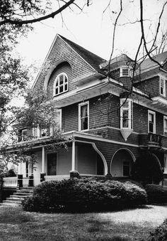 Harvey House, Radford VA