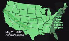 Solar Eclipse Sunday!!