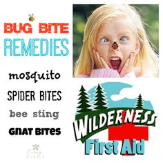 Bug Bite Remedies!