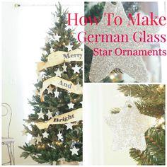 German Glass Ornamen