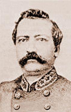 Brigadier General James Thadeus Holtzclaw, CSA  (1833-1893)