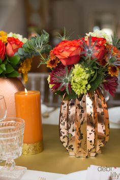 Make fall floral the