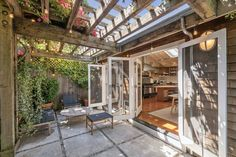 Photo 11 of 13 in An Idyllic Cottage With a Garden Studio Seeks $1.8M in San Francisco - Dwell