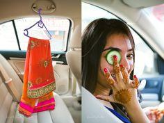 gettin ready wedding photography, indian weddings