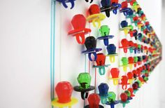 childhood calls - Ring pop installation