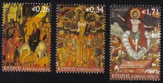 "Cyprus Stamps SG 2013 ""Easter stamps"" - MINT"