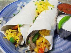 Steak Chicken Fajitas Recipe