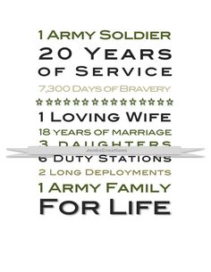 army retirement gift, gift ideas