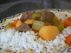 puerto rican recipes | Puerto Rican Beef Stew Carne Guisada) Recipe - Food.com - 220068