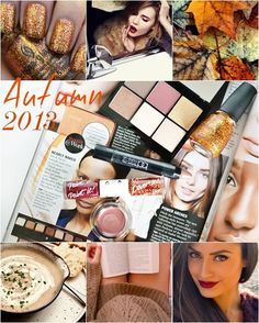 Autumn Makeup Inspiration