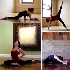 A quick 20-minute total-body yoga sequence!